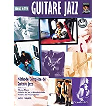 Guitare Jazz Moyen: Intermediate Jazz Guitar (French Language Edition), Book and CD
