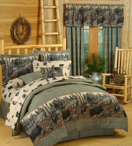 The Bears Comforter Set, Queen