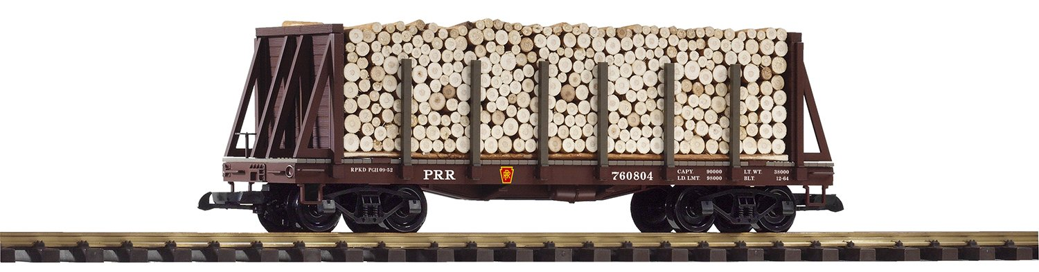 Piko 38755 Wagon PRR with Load for rail vehicle