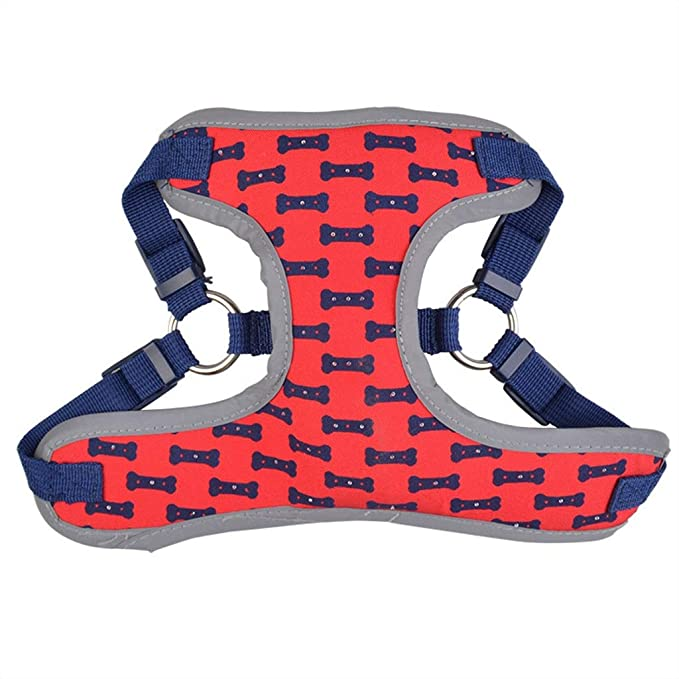 Review PLDDY Pet Harness, Chest