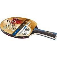 Butterfly 85020 Timo Boll Gold - Raqueta de ping pong, color negro y dorado