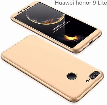 AILZH Funda Huawei Honor 9 Lite Cubierta 360 Grados Caja ...