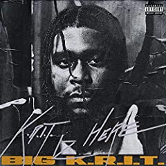 K.R.I.T. IZ HERE is the new album from southern rap superstar Big K.R.I.T. The album has notable features including, but not limited to, a long awaited and much anticipated collaboration with J.Cole as well as Baby Rose, Yella Beezy, Lil Wayn...