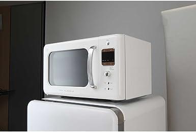 Daewoo Retro Horno microondas para encimera: Amazon.es: Grandes ...
