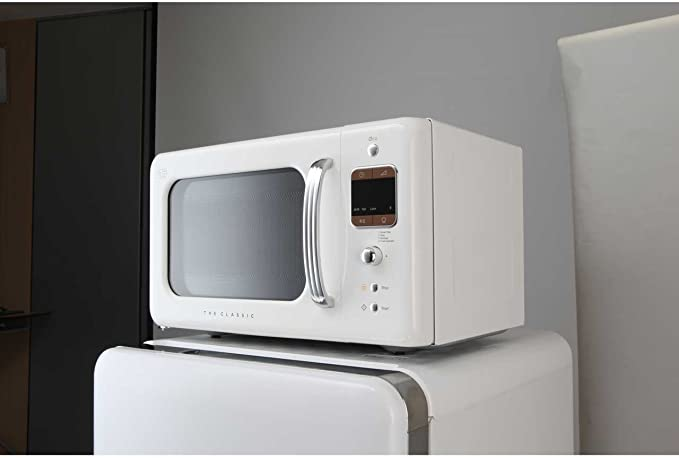 Amazon.com: Horno de microondas Daewoo Retro de 700W ...