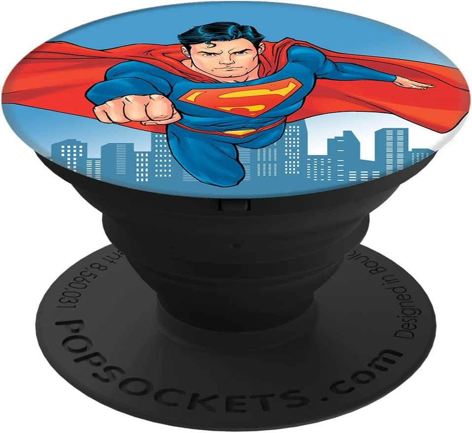 PopSockets: Collapsible Grip & Stand for Phones and Tablets - Superman