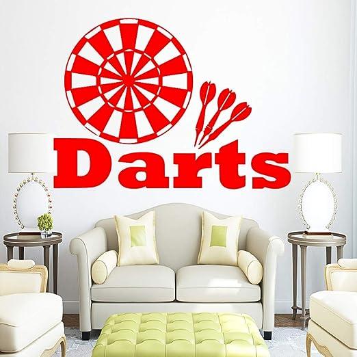 yaoxingfu Target Darts Tatuajes de Pared Vinilos Removibles ...
