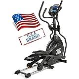 AFTON FITNESS FS4.0E Cardio Fitness Elliptical Cross Trainer- Foldable