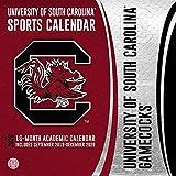 South Carolina Gamecocks: 2020 12x12 Team Wall Calendar