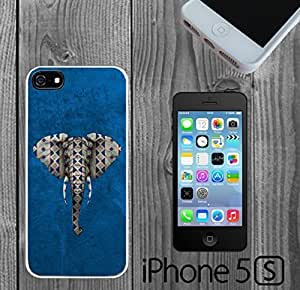 Aztec Print Elephant Grunge Custom made Case/Cover/Skin FOR iPhone 5/5s