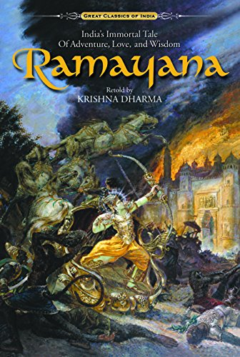 an analysis of the characters of nortons version of valmikis ramayana Norton/write how to cite volume 1 period introduction overview mediterranean and near eastern literature, india's ancient epics and stories, and early chinese literature and thought.