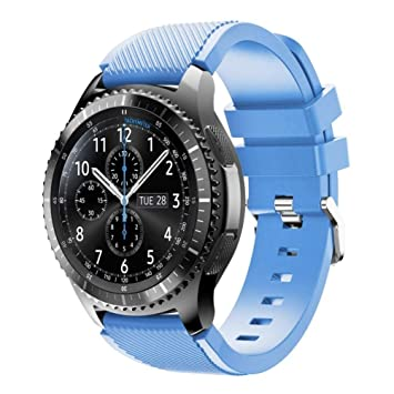 Tabcover® Gear S3 Frontier Classic Smart Watch Correa, 22mm ...