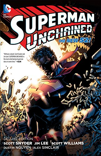 Boot Kryptonite - Superman Unchained: Deluxe Edition (The New 52)