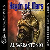 Haydn of Mars: Book 1 of the Masters of Mars Trilogy | Al Sarrantonio