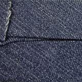 Double Fold Quilt Binding 7/8'' 3 Yards-Dark Denim