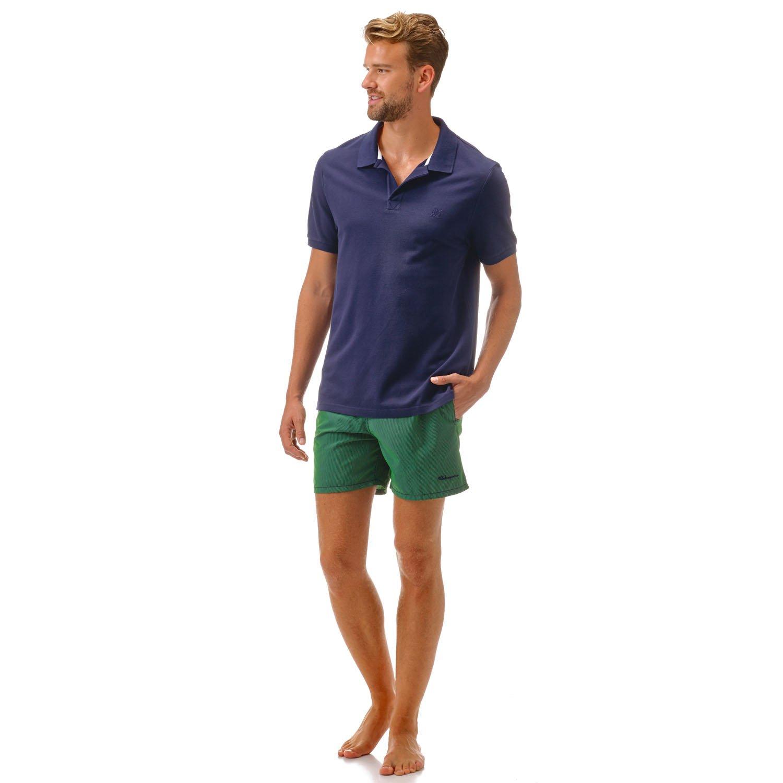 Vilebrequin - Cotton pique Polo - Men - XXL - Navy Blue