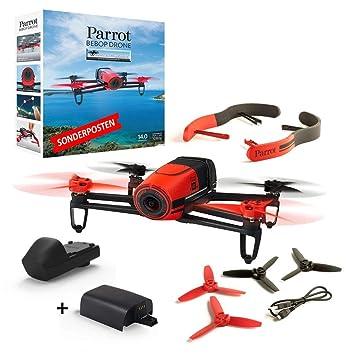 Parrot Bebop Drone rot: Amazon.es: Electrónica