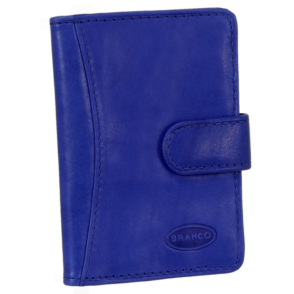 Kreditkartenetui Kartenetui Visitenkartenetui vers. Farben echt Leder Ledershop24