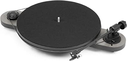 Pro-Ject Elemental Turntable (Grey)