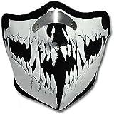 WINDMASK ® Terminator Biker Motorrad Maske Tube Multifunktionstuch Bandana