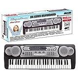 Spectrum Ail 439 54-Note Electric Keyboard, Black