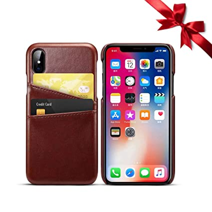 Amazon Iphone Xs Max Case Business Card Holder Debit Credit