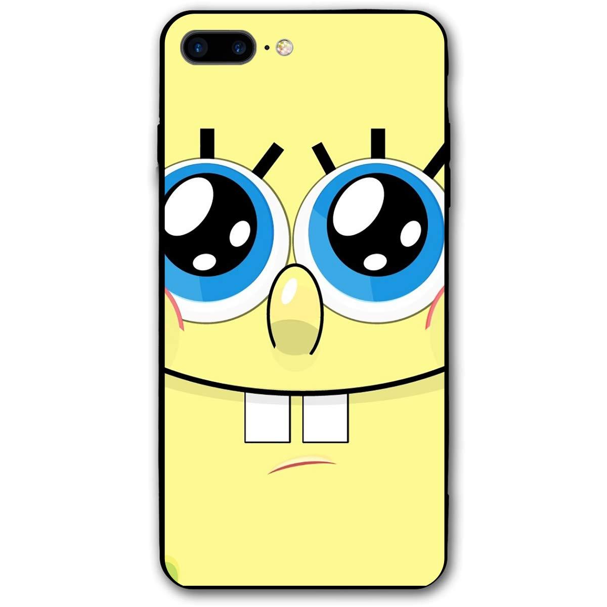 Amazoncom Wsxedc Custom Apple Iphone 78 Plus Case Cute Spongebob