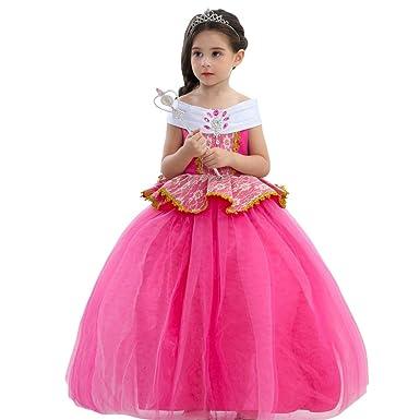 Kidslove Neu Prinzessin Kostum Prinzessin Kleid Karneval Cosplay
