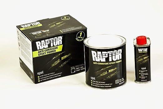 Upol Raptor Epoxy Primer Für Raptor Liner 1l Inkl Härter Grundierung Auto