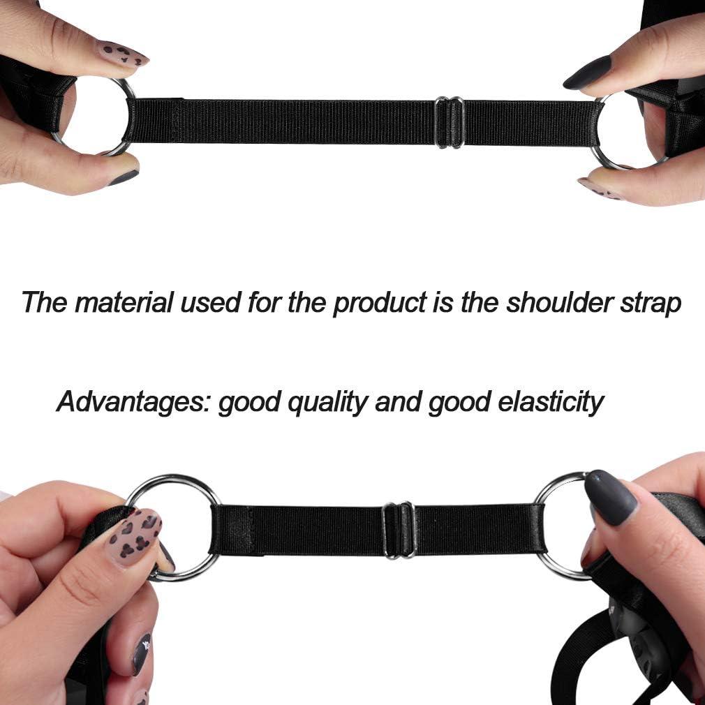 Body Harness Full f/ür Frauen Strumpfband G/ürtel Set Strappy elastisch verstellbar Punk Gothic Art Wear