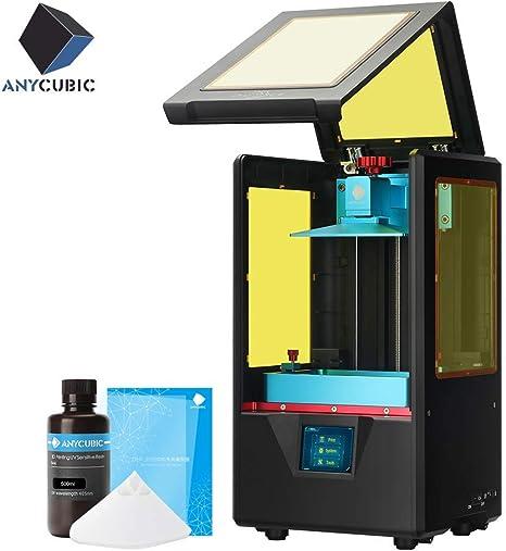 ANYCUBIC - Impresora 3D Photon S UV LCD DLP – Formato de impresión ...