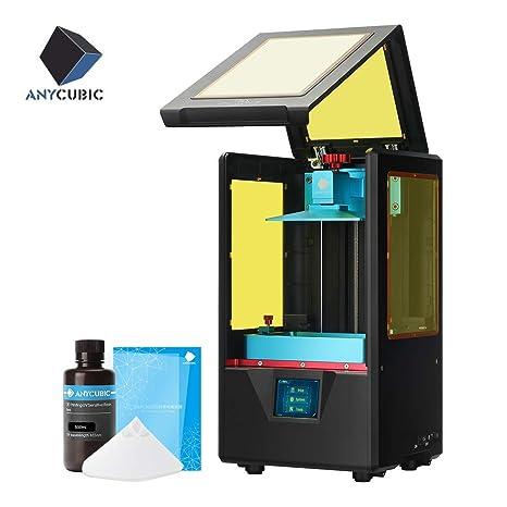 ANYCUBIC - Impresora 3D Photon S UV LCD DLP - Formato de ...