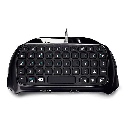 Picozon Bluetooth Wireless Mini adaptador de teclado para PlayStation controlador DualShock 4: Amazon.es: Videojuegos
