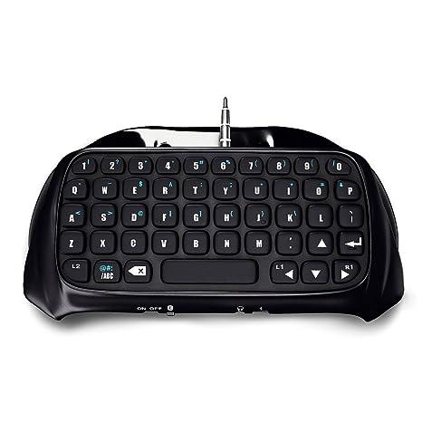 Picozon Bluetooth Wireless Mini adaptador de teclado para PlayStation controlador DualShock 4