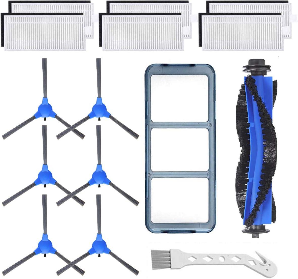 Kit de accesorios aspirador RoboVac 11S,30,30C,15 (12QS)