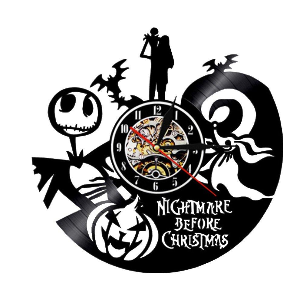 Amazon.com: ACHXZ Nightmare Before Christmas Art Decorative Handmade ...