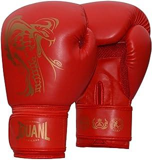 MMA Muay Thai Formation Gants de boxe pour Fighters–Rouge