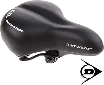 weg-ist-weg.com Dunlop FGC19 - Sillín ergonómico para Bicicleta de ...