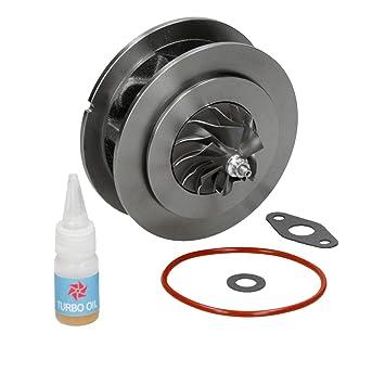 ECD Germany TL99-0007 Turbo Cartucho de Turbocompresor con kit de montaje: Amazon.es: Coche y moto