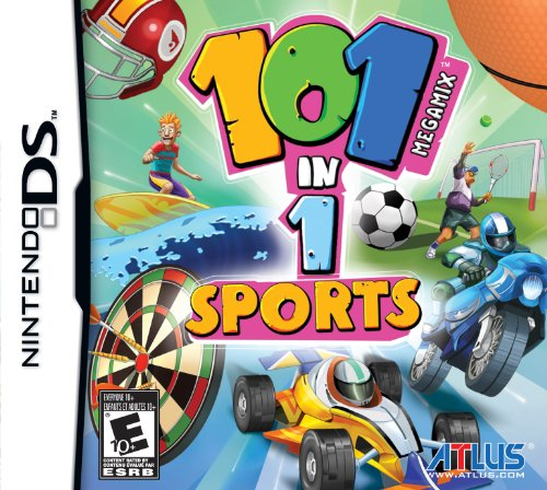 101 In 1 Sports - Nintendo DS (Ds Basketball Nintendo)