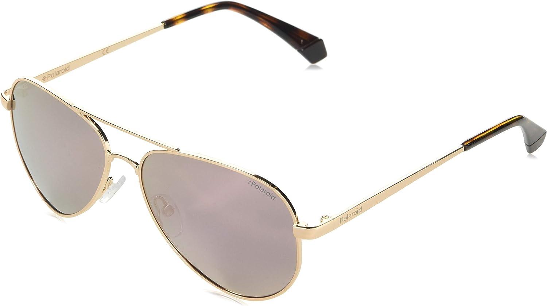Polaroid PLD6012//N//New Unisex Trendy Pilot Sunglasses Choose 56-62mm