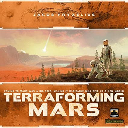 Terraforming Mars Board Game Publisher Services Inc (PSI) 6005SG