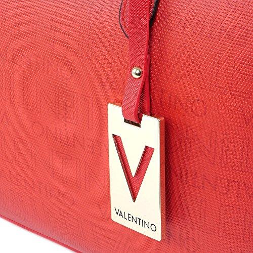 Valentino, Borsa a mano donna rosso Rot