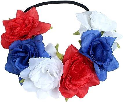 Floral Stretch Headband