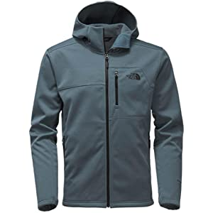 The North Face Apex Risor Hoodie Conquer Blue Heather Conquer Blue Heather Men s  Coat 50a5056b6