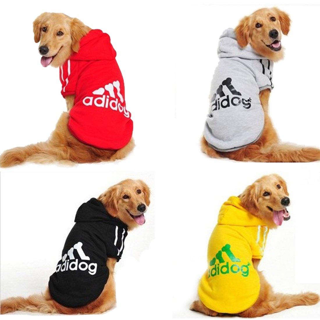 Amazon Com Idepet Spring Autumn Big Dog Clothes Coat Jacket