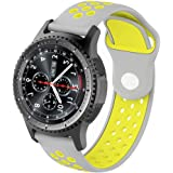 Compatible Samsung Gear S3 Frontier/Classic Bands,Galaxy Watch 46mm Bands,Moto 360