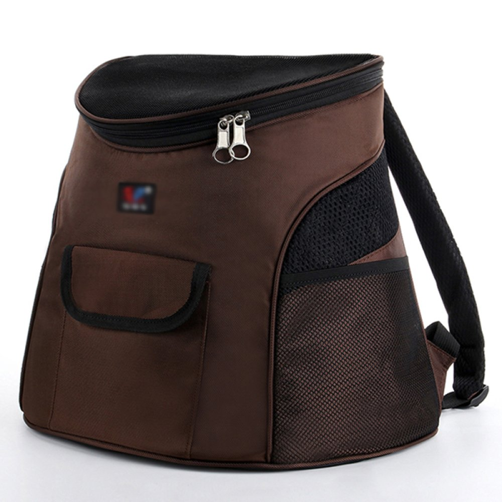 E Pet backpack E Pet backpack XCJ WLQ Pet Backpack Dog Pectoral Bag Puppies Kitty Backpack Out Dog Bag