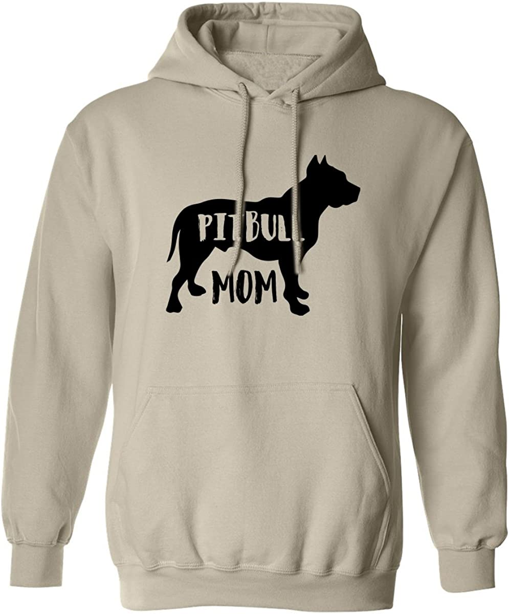 zerogravitee Pitbull MOM Crewneck Sweatshirt