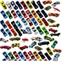 Prextex 100 Pc Die Cast Toy Cars Party Favors or Cake Toppers Stocking Stuffers Cars...